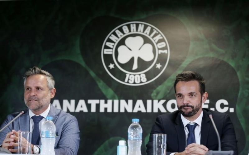 Πογιάτος: «Φιλοσοφία μας η κυριαρχία – Η καλύτερη ομάδα στην Ελλάδα ο Παναθηναϊκός»