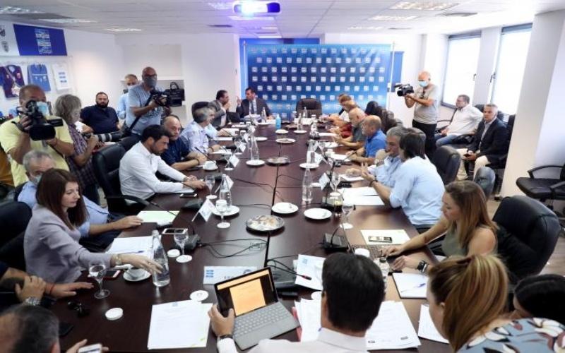 Πρωτάθλημα με 14 ομάδες προτείνει η Λίγκα – Αποφασίζει η ΕΠΟ
