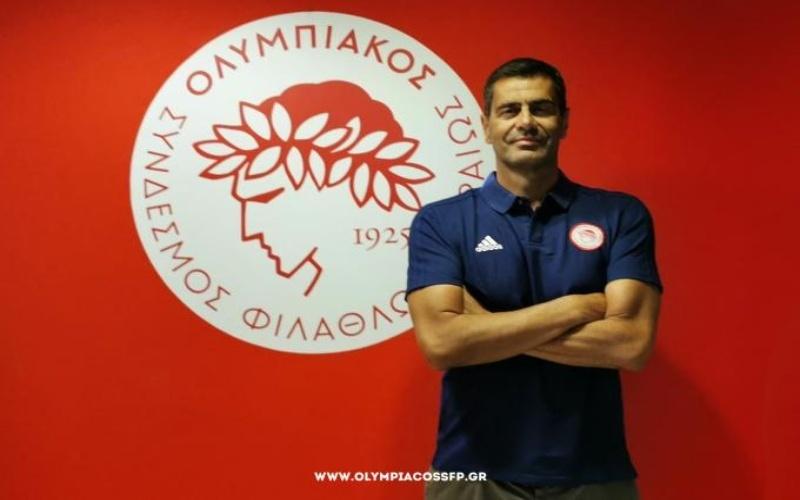 Επιστροφή του Καζάζη στον Ολυμπιακό