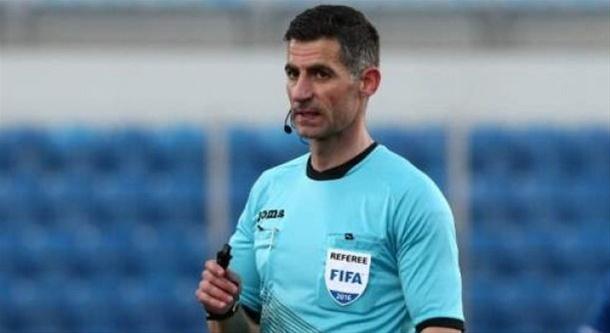 Ο Σιδηρόπουλος ορίστηκε 4ος διαιτητής στον τελικό του Europe Leaque