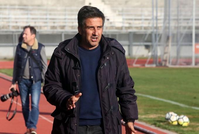 Καβάλα: Νέος προπονητής ο Ανυφαντάκης