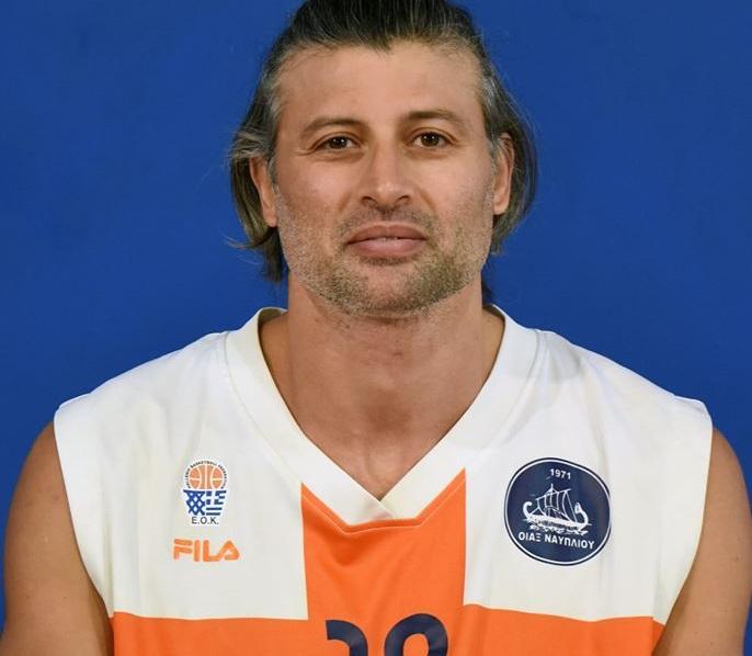 Πλέον Επίσημο: Συνεχίζει στην Α2 ο Καλλινικίδης στα 43 του χρόνια!!