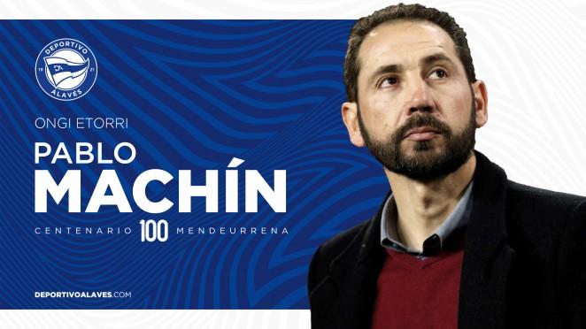 Ντεπορτίβο Αλαβές: Νέος προπονητής ο Ματσίν!