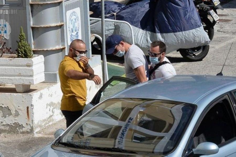Ανακοίνωση από την ΕΛ.ΑΣ. για τη σύλληψη του Μαγκουάιρ