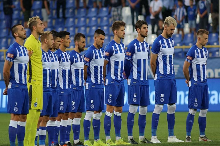 Αναβλήθηκε  παιχνίδι του α' προκριματικού γύρου του Europa League