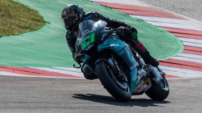 MOTO GP: Πρώτη Pole για Μορμπιντέλι