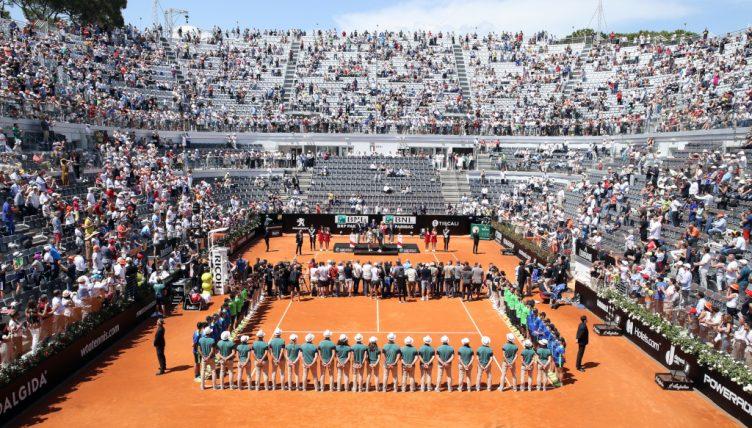 Ιtalian Open: Με κόσμο οι Ημιτελικοί και οι τελικοί του τουρνουά