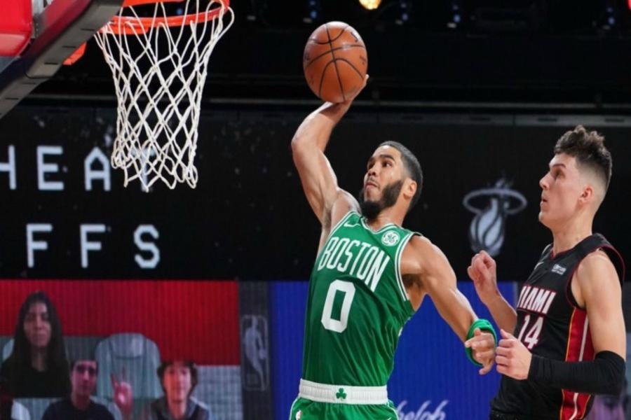 Κυριαρχία των Σέλτικς στο Top5 του NBA