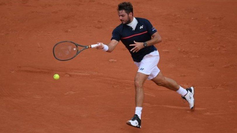 Roland Garros: Πρόκριση για Βαβρίνκα