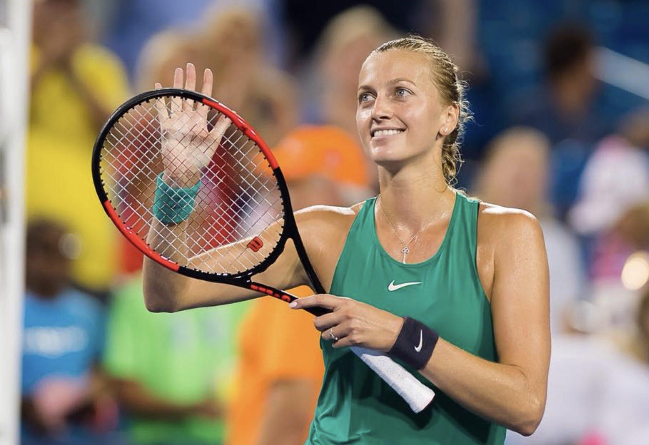 Roland Garros: Νίκη πρόκριση για Κβίτοβα