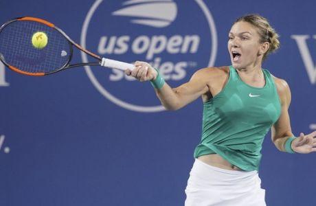 Italian Open: Εγκατέλειψε η Πλίσκοβα, πρωταθλήτρια η Χάλεπ