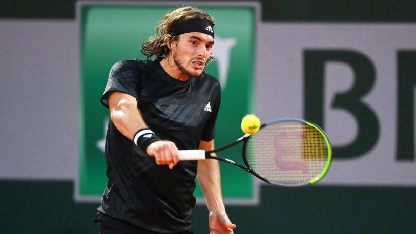 Roland Garros: Επική ανατροπή για τον Τσιτσιπά