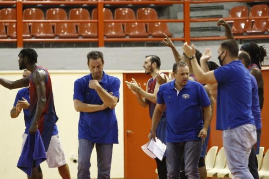 Χαρίλαος Τρικούπης: Πήρε πιστοποιητικό για την Basket League